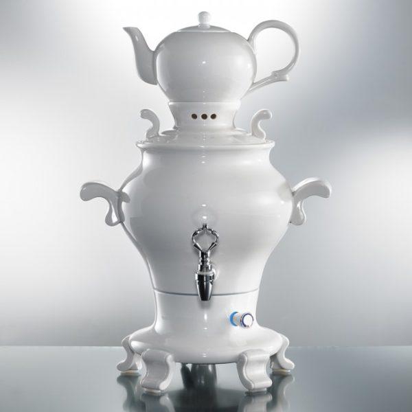 Самовар BEEM Odette Blanc 1800 Вт (BEEM Samowar Odette Blanc 5l 1800 Wt). Купить, цена, отзывы.